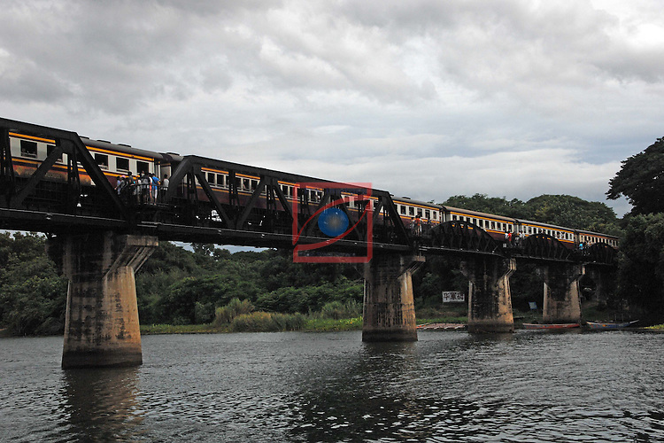 Thailand Tour.<br /> The Jeath War Museum-Kanchanaburi.<br /> River Kwai Bridge.