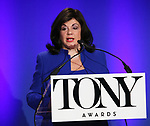 Charlotte St. Martin during The 73rd Annual Tony Awards Nominations Announcement on April 30, 2019 in New York City.