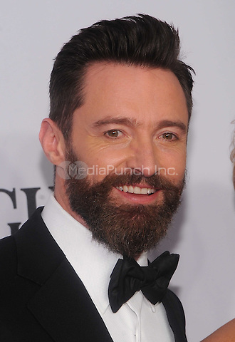 New York, NY- June 8: Hugh Jackman attends the American Theater Wing's 68th Annual Tony Awards on June 8, 2014 at Radio City Music Hall in New York City. (C)  Credit: John Palmer/MediaPunch