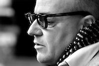 Gianfranco Rosi, regista,vincitore  Leone d'Oro al 70° festival Cinema di Venezia,