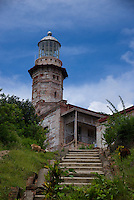 The Cape Bojeador lighthouse was part of the Spanish government's master plan of illuminating the Philippine archipelago. The project commenced with the execution of the lighthouses in the northern and western part of the Philippines and those around Iloilo and Cebu. The Burgos lighthouse was first lit on March 30, 1892.