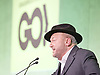 Grassroots Out Public Rally Campaign event at Queen Elizabeth Conference Centre, London, Great Britain <br /> 19th February 2016 <br /> <br /> George Galloways <br /> speaks <br /> <br /> <br /> Photograph by Elliott Franks <br /> Image licensed to Elliott Franks Photography Services
