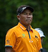 23.05.2015. Wentworth, England. BMW PGA Golf Championship. Round 3.  Thongchai Jaidee [THA]