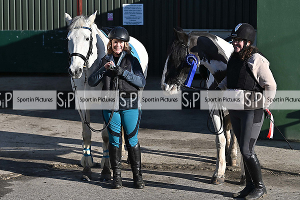 Stapleford Abbotts. United Kingdom. 30 November 2019. Session 2. Nancy Spencer-Jones clinic. Brook Farm training centre. Stapleford Abbotts. Essex. UK. Credit Garry Bowden/Sport in Pictures.~ 30/11/2019.  MANDATORY Credit Garry Bowden/SIP photo agency - NO UNAUTHORISED USE - 07837 394578