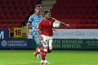 Jake Forster-Caskey of Charlton Athletic and Dominic Bernard of Forest Green Rovers during Charlton Athletic vs Forest Green Rovers, Caraboa Cup Football at The Valley on 13th August 2019