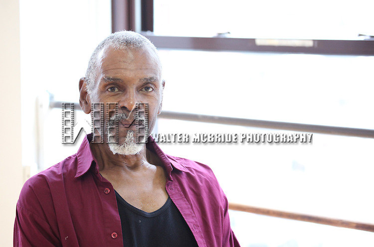 Gus Solomons Jr.at the Actor's Fund Benefit Rehearsal for 'CHESS' on 7/20/2012 in New York City.  ***EXCLUSIVE***