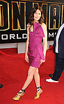 "HOLLYWOOD, CA. - April 26: Michelle Monaghan arrives at the ""Iron Man 2"" World Premiere held at the El Capitan Theatre on April 26, 2010 in Hollywood, California."