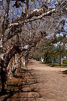 Caxambu_MG, Brasil...Parque das Aguas em Caxambu...Parque das Aguas in Caxambu...Foto: MARCUS DESIMONI / NITRO