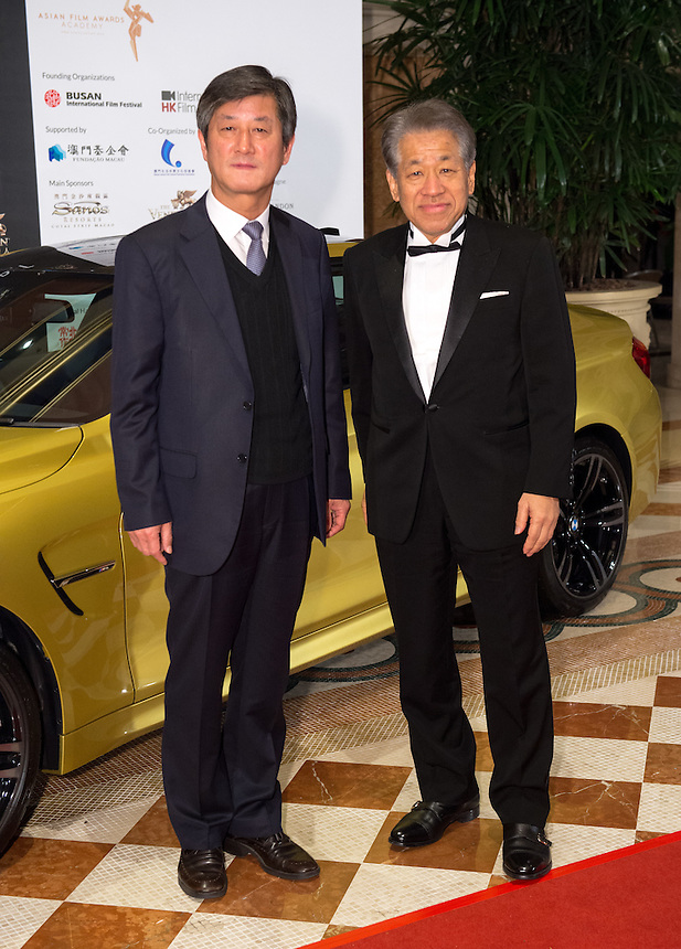 9th Asian Film awards at the Venetian Macau.25.03.15. 25th March 2015.<br /> Pic Jayne Russell +852 97578607.