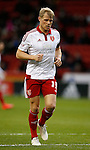 James McEveley of Sheffield Utd - FA Cup Second round - Sheffield Utd vs Oldham Athletic - Bramall Lane Stadium - Sheffield - England - 5th December 2015 - Picture Simon Bellis/Sportimage