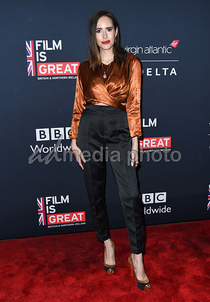 02 March 2018 - Los Angeles, California - Louise Roe. Film is GREAT Reception to honor British Nominees held at a Private Residence. Photo Credit: Birdie Thompson/AdMedia