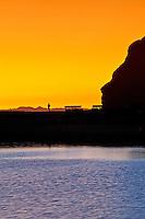 Indian Head Rock Dana Point Harbor