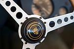 Jaguar XK140 steering wheel