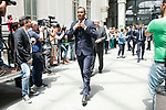 Real Madrid's Danilo Luiz Da Silva arrives to Crystal Gallery of the Palacio de Cibeles in Madrid, May 22, 2017. Spain.<br /> (ALTERPHOTOS/BorjaB.Hojas)