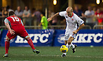 Citibank All Stars play Nottingham Forest Mobsters at the Hong Kong Football Club Stadium on Day 2 of the HKFC Citibank International Soccer Sevens 2012 on May 19, 2012 in Hong Kong. Photo by Tyrone Siu / The Power of Sport Images for HKFC