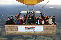 20150927 September 27 Hot Air Balloon Gold Coast