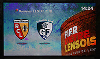 20181124 - LENS , FRANCE : illustration pictured during the soccer match between Racing Club de LENS and Grenoble Foot 38, on the 15th  matchday in the French Dominos pizza Ligue 2 at the Stade Bollaert Delelis stadium , Lens . Saturday 24 Novembre 2018 . PHOTO DIRK VUYLSTEKE | SPORTPIX.BE