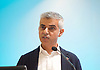 Sadiq Khan <br /> Mayor of London <br /> People&rsquo;s Question Time <br /> in Brent, Wembley, London, Great Britain <br /> 3rd November 2016 <br /> with members of the London Assembly at Brent Town Hall, Wembley, London, Great Britain <br /> <br /> <br /> <br /> Photograph by Elliott Franks <br /> Image licensed to Elliott Franks Photography Services