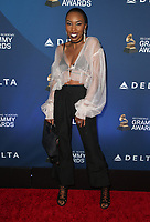 07 February 2019 - Los Angeles, California - Carrie Bernans. Delta Air Lines 2019 GRAMMY Party held at Mondrian Los Angeles. Photo Credit: Faye Sadou/AdMedia