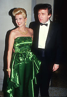 Ivana & Donald Trump 1989<br /> Photo By John Barrett/PHOTOlink.net