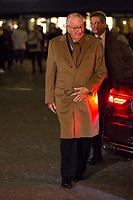 Le roi Albert II de Belgique et la reine Paola de Belgique assistent &agrave; un concert  de gala  de la Fondation Reine Paola,  &agrave; la Cath&eacute;drale Notre-Dame d&rsquo;Anvers..<br /> Le roi Albert II devra tout prochainement se soumettre &agrave; un test ADN. La justice &laquo;ordonne&raquo; &agrave; Albert II de r&eacute;aliser un test ADN: une d&eacute;cision in&eacute;dite dans l&rsquo;histoire monarchique, afin de d&eacute;finir si il est bien le p&egrave;re biologique de Delphine Bo&euml;l.<br /> Belgique, Anvers, 30 novembre 2018.<br /> King Albert II of Belgium and Queen Paola of Belgium attend a gala concert of the Queen Paola foundation.<br /> Belgium, Antwerp, 30 November 2018