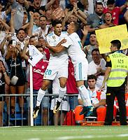 2017.08.16 Supercopa Real Madrid CF VS FC Barcelona