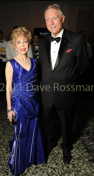 "Margaret Alkek Williams and Jim Daniel at ""Modern"" the  Museum of Fine Arts Houston's Grand Gala Ball  Friday Oct. 12,2012.(Dave Rossman photo)"