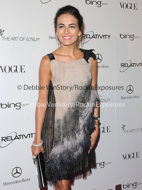 "Camilla Belle  attends the Art of Elysium 4th Annual Charity Gala ""Heaven"" held at The Annenberg Building at The California Science Center in Los Angeles, California on January 15,2011                                                                               © 2010 DVS / Hollywood Press Agency"