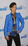LOS ANGELES, CA - DECEMBER 03: Alicia Keys attends the KIIS FM's Jingle Ball 2012 held at Nokia Theatre LA Live on December 3, 2012 in Los Angeles, California.