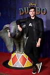 Xuso Jones attends to Dumbo premiere at Principe Pio Theatre in Madrid, Spain. March 27, 2019. (ALTERPHOTOS/A. Perez Meca)