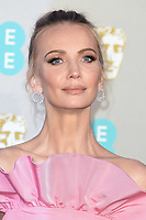 Tatiana Korsakova<br /> arriving for the BAFTA Film Awards 2019 at the Royal Albert Hall, London<br /> <br /> ©Ash Knotek  D3478  10/02/2019