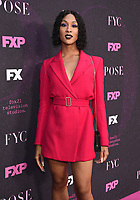 "WEST HOLLYWOOD - AUGUST 9: Mj Rodriguez attends the red carpet event and Q&A for FX's ""Pose"" at Pacific Design Center on August 09, 2019 in West Hollywood, California. (Photo by Frank Micelotta/20th Century Fox Television/PictureGroup)"