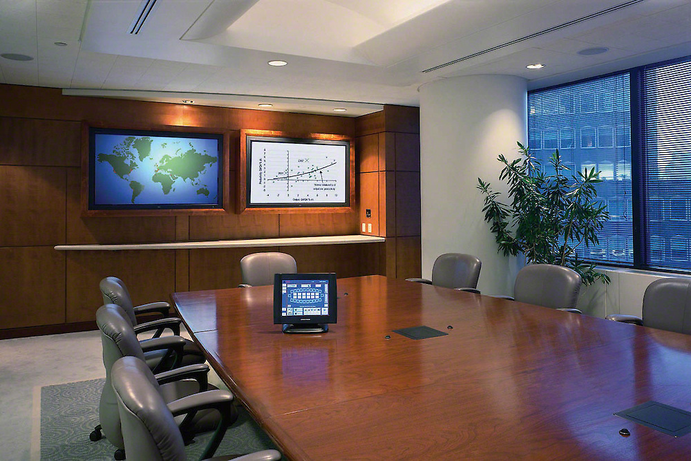 Multiple Conference Room Plasmas