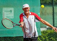 Etten-Leur, The Netherlands, August 26, 2017,  TC Etten, NVK, Benno de Jel (NED)<br /> Photo: Tennisimages/Henk Koster