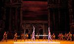 BALLET DU THEATRE BOLCHOI..SPARTACUS PROGRAMME 3..Auteur : GIOVANOLI Raffaello..Choregraphie : GRIGOROVITCH Iouri..Orchestre : Orchestre Colonne..Decor : VIRSALADZE Simon..Costumes : VIRSALADZE Simon..Avec :..ACOSTA Carlos..NEPOROZHNI Vladimir..Lieu : Opera Garnier..Ville : Paris..Le : 18 01 2008....© Laurent Paillier Agence Enguerand....