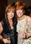 Janet Gurwitch and Karen Johnson at the 2010 Best Dressed Luncheon and Neiman Marcus Fashion show at the Westin Galleria Hotel Wednesday March 31,2010. (Dave Rossman Photo)