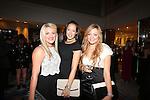 Ty Hafan Star Ball Hilton<br /> Cardiff Hilton<br /> L-R: Kaylie Bunce, Sarah Jones &amp; Hannah Gardner.<br /> 27.09.13<br /> <br /> &copy;Steve Pope-FOTOWALES