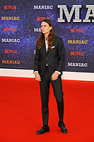 LONDON, ENGLAND - SEPTEMBER 13:   Coco Sumner attending the World premiere of the new Netflix series 'Maniac' at Southbank Centre on September 13, 2018 in London, England.<br /> CAP/MAR<br /> &copy;MAR/Capital Pictures