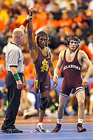 2011 NCAA Wrestling Championships - Session III