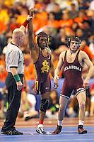 2011 NCAA Wrestling Championships - Session III