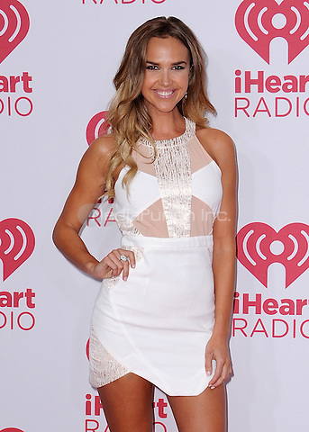 LAS VEGAS, NV - SEPTEMBER 19:  Arielle Kebbel at the 2014 iHeartRadio Music Festival at the MGM Grand Garden Arena on September 19, 2014 in Las Vegas, Nevada. PGSK/MediaPunch