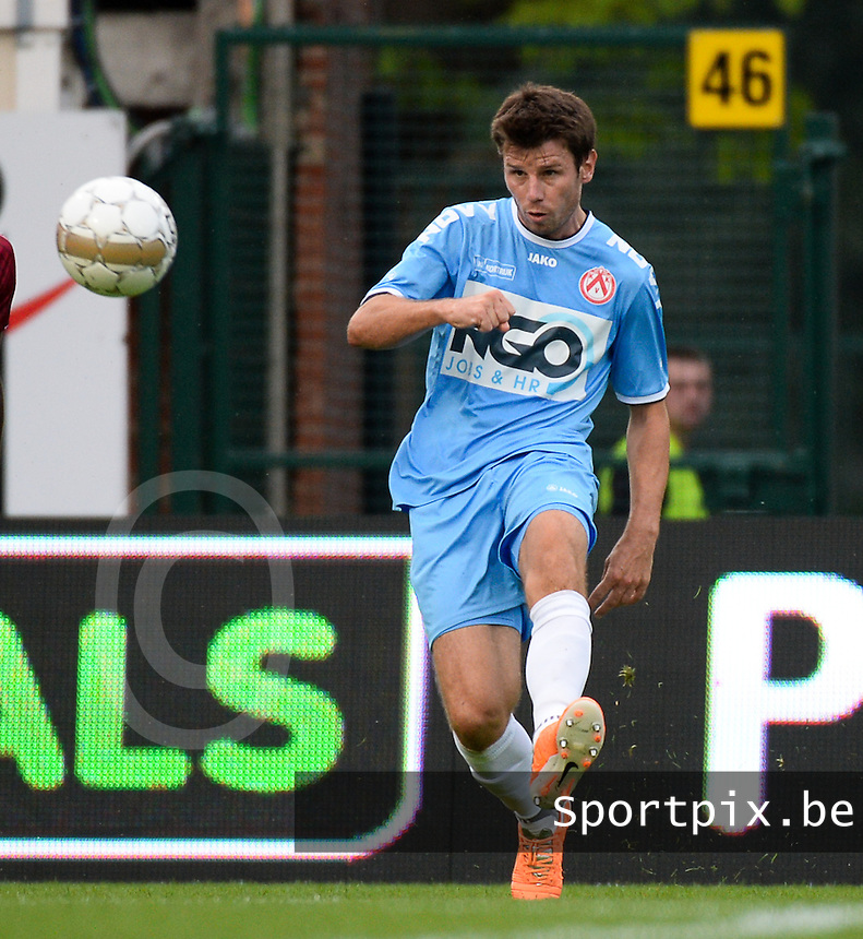 KV Kortrijk  : Stijn De Smet<br /> foto VDB / BART VANDENBROUCKE