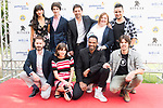 Mariam Bachir, Daniel Munoz, Itziar Castro, Bruna Cusi, Will Shephard and Andres Goteira at Sitges Film Festival in Barcelona, Spain October 11, 2017. (ALTERPHOTOS/Borja B.Hojas)