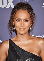 WEST HOLLYWOOD, CA - AUGUST 02: Janet Mock arrives at the FOX Summer TCA 2018 All-Star Party at Soho House on August 2, 2018 in West Hollywood, California.<br /> CAP/ROT/TM<br /> &copy;TM/ROT/Capital Pictures