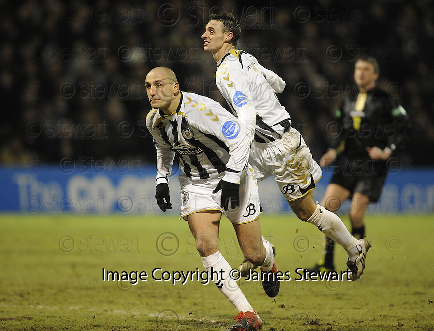 02/02/2010  Copyright  Pic : James Stewart.sct_jspa_11_hearts_v_st_mirren  .:: BILLY MEHMET CELEBRATES AFTER HE SCORES THE WINNER ::.James Stewart Photography 19 Carronlea Drive, Falkirk. FK2 8DN      Vat Reg No. 607 6932 25.Telephone      : +44 (0)1324 570291 .Mobile              : +44 (0)7721 416997.E-mail  :  jim@jspa.co.uk.If you require further information then contact Jim Stewart on any of the numbers above.........