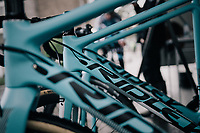 Ridley bikes at the ready<br /> <br /> U23 Men's race<br /> Superprestige Gavere / Belgium 2017
