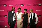 106 & Park Hosts  Shorty Da Prince, Miss Mykie, Paigion and Bow Wow Attend BET Networks 2013 Upfront Presentation for BET and CENTRIC Held at Jazz at Lincoln Center Frederick P Rose Hall, NY 4/16/13