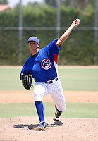Luke Sommer / AZL Cubs..Photo by:  Bill Mitchell/Four Seam Images
