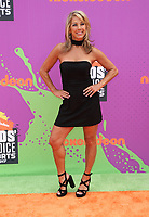 LOS ANGELES, CA July 13- Denise Austin, At Nickelodeon Kids' Choice Sports Awards 2017 at The Pauley Pavilion, California on July 13, 2017. Credit: Faye Sadou/MediaPunch
