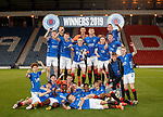 25.04.2019 Celtic v Rangers youth cup final: Rangers win the youth cup